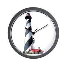 St. Augustine FL Lighthouse Wall Clock
