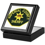 Imperial Sheriff Keepsake Box