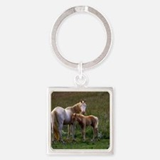 Mare and Foal Keychains