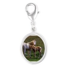 Mare and Foal Charms