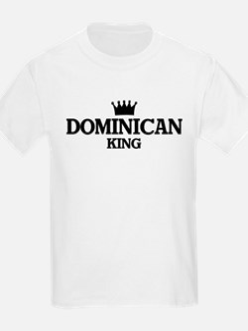 dominican King Kids T-Shirt