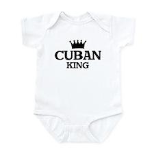 cuban King Onesie