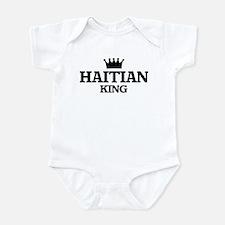 haitian King Onesie