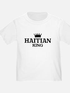 haitian King T