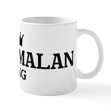 guatemalan King Small Mug