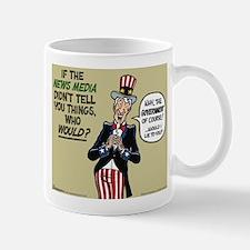 Cute Political cartoons Mug