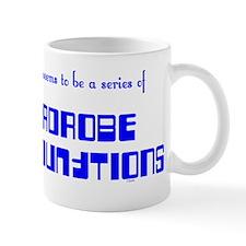 Wardrobe Malfunction Mug