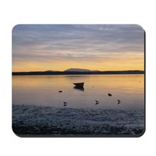 Birch Bay Sunset Mousepad