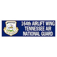 164th Airlift Wing Bumper Bumper Bumper Sticker
