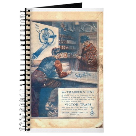 VICTOR TRAPS Journal
