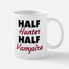 Half Hunter Half Vampire Mugs