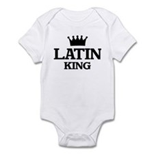 latin King Infant Bodysuit