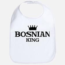 bosnian King Bib