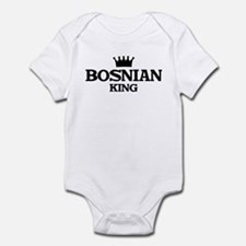 bosnian King Onesie