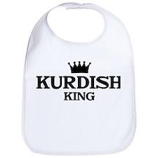 kurdish King Bib