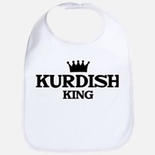 kurdish King Bib