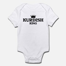 kurdish King Infant Bodysuit