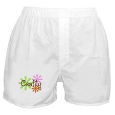 Crafty Boxer Shorts