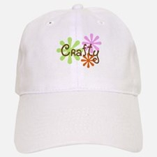 Crafty Baseball Baseball Cap