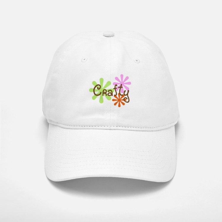 Crafty Baseball Baseball Cap