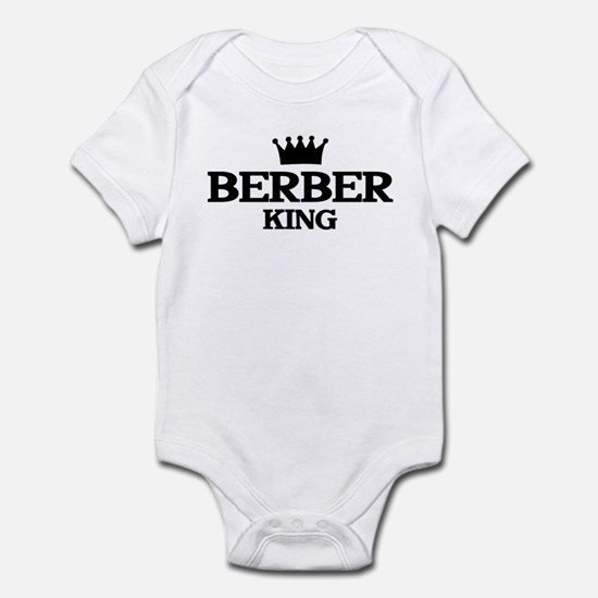 berber King Infant Bodysuit