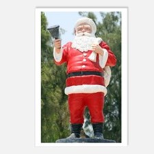 SantaClaus001a Postcards (Package of 8)