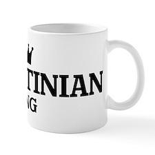 palestinian King Mug