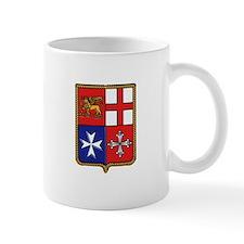"""Four maritime Republics"" Small Mug"