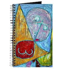 Paul Klee - Angel Still Feminine Journal