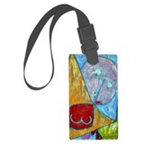 Famous art Luggage Tags