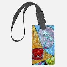 Paul Klee - Angel Still Feminine Luggage Tag