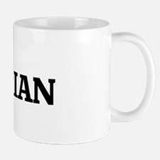assyrian King Small Small Mug