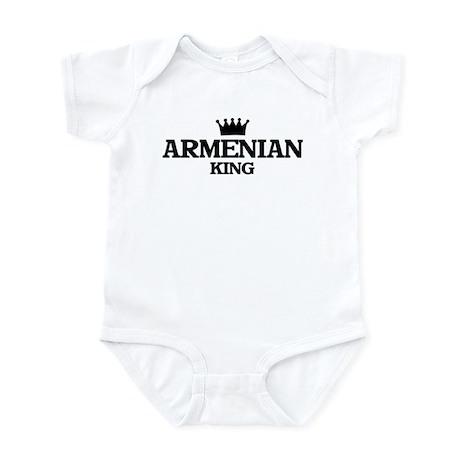 armenian King Infant Bodysuit