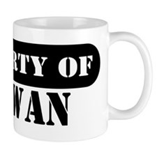 Property of Antwan Mug