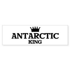 antarctic King Bumper Bumper Sticker