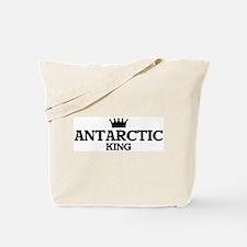 antarctic King Tote Bag