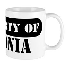 Property of Antonia Mug