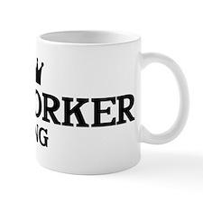 new yorker King Mug