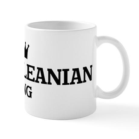 new orleanian King Mug