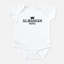 albanian King Onesie