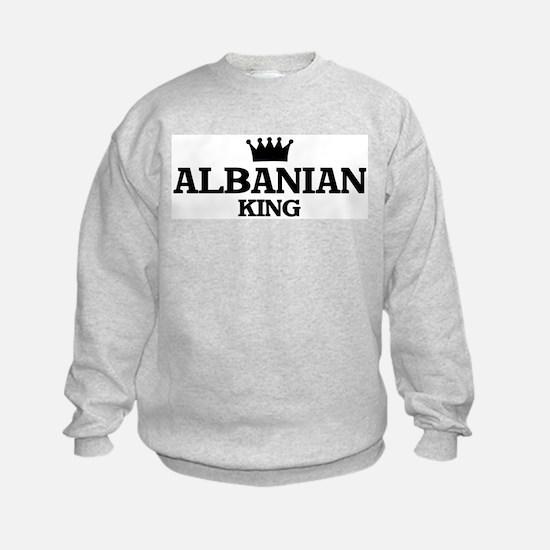 albanian King Sweatshirt