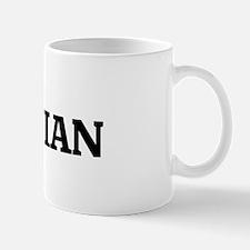 albanian King Small Small Mug