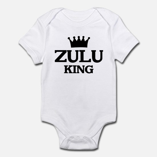 zulu King Infant Bodysuit