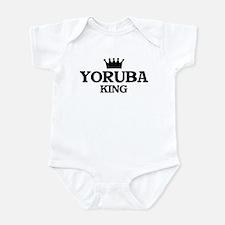 yoruba King Infant Bodysuit