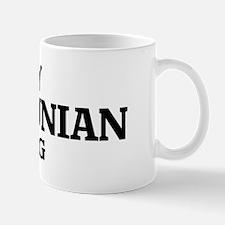mancunian King Small Small Mug