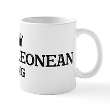 sierra leonean King Mug