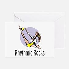 "RhythmicChick ""Rocks"" Greeting Cards (Pk of 10"