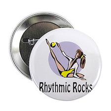 """RhythmicChick """"Rocks"""" Button"""