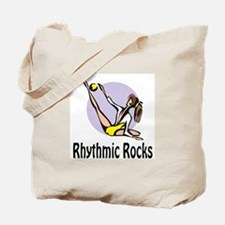 "RhythmicChick ""Rocks"" Tote Bag"