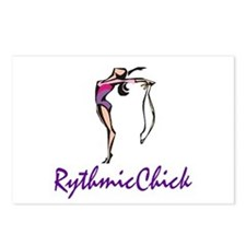 RhythmicChick Postcards (Package of 8)